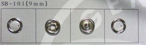 Prong Snap Button, Pearl Button sb-101